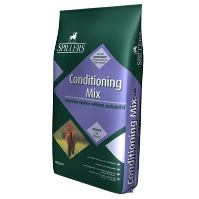 CONDITIONING MIX SPILLERS 20 KG