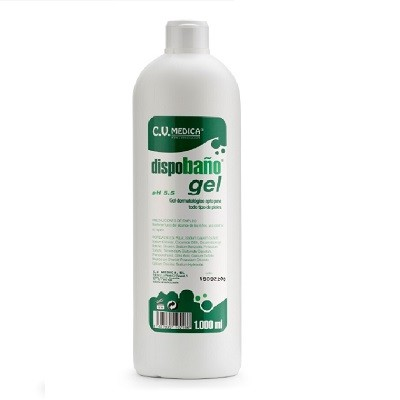 DISPOBAÑO GEL 1 LTS.