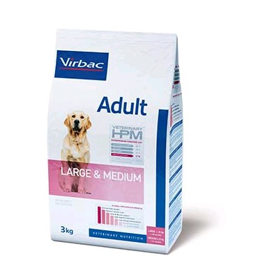 ADULT DOG LARGE & MEDIUM 3 KG