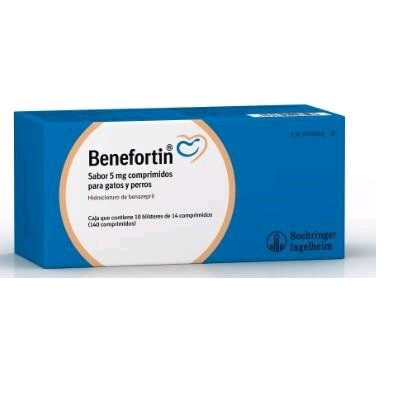 BENEFORTIN 5 MG 140 COMP.