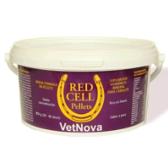 RED CELL PELLETS 850 GRS.