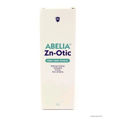 ABELIA ZN OTIC 59 ML